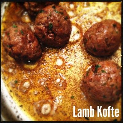Lamb-Kofte