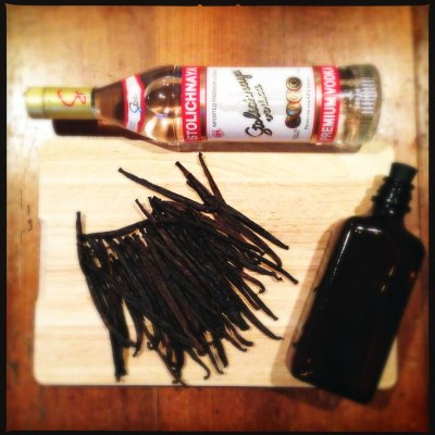 Vanilla-Ingredients