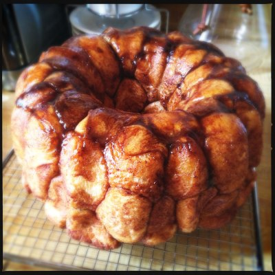 Cinnamon Sugar Monkey Bread