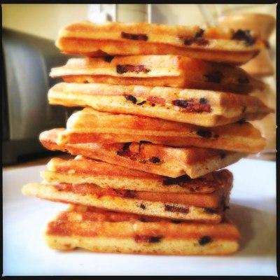Waffle-Stacked