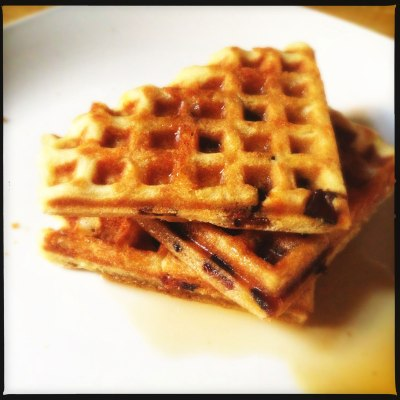 Waffle-with-syrup