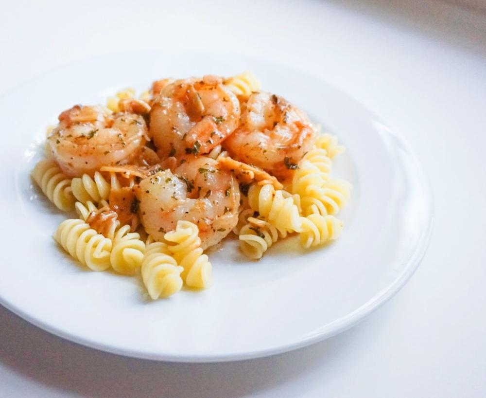 Shrimp Scampi 4