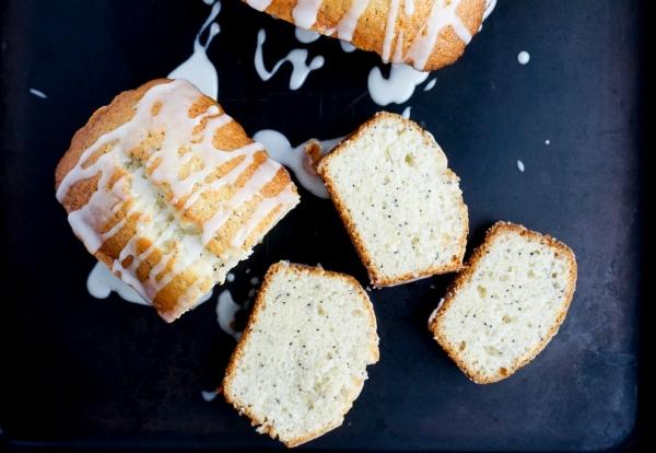 Lemon Poppy Seed Bread 3
