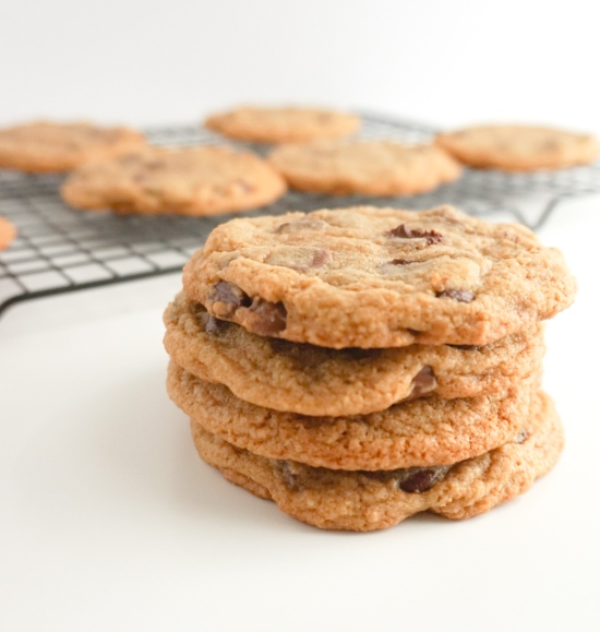 Chocolate Chip Graham Cracker Cookies2