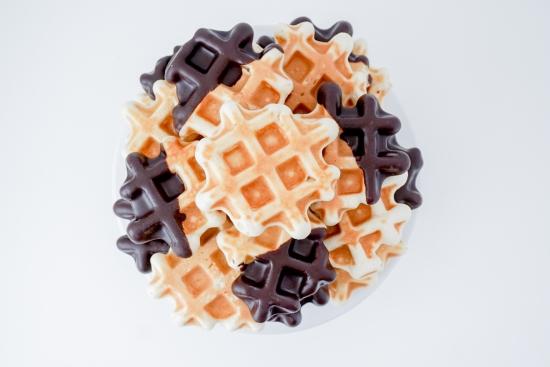 donut waffles
