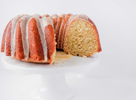 Clementine Cake with Clementine Glaze