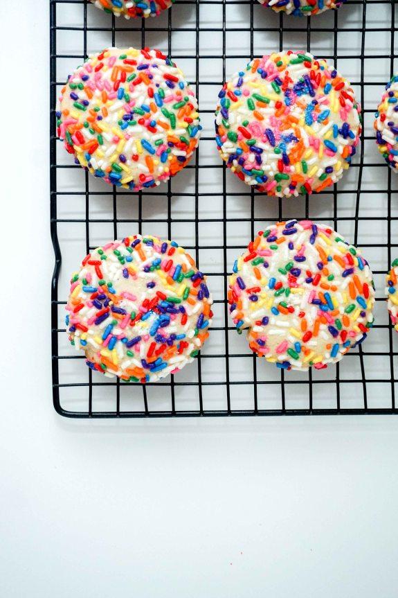 Confetti Sugar Cookie