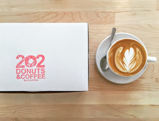 202 Donuts and Coffee