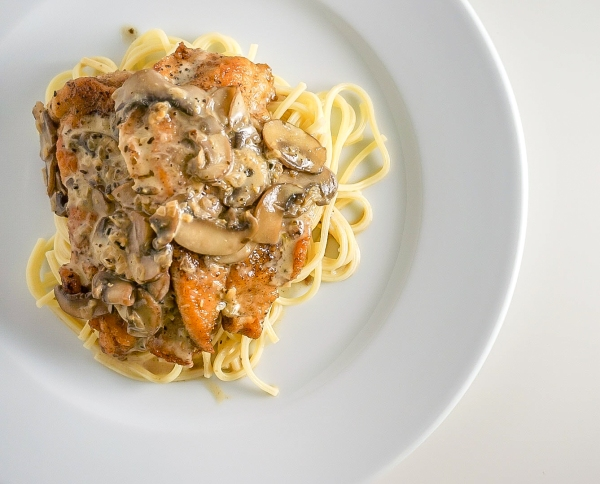 Chicken Marsala 1