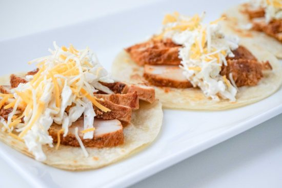 Chicken Tacos | neurotic baker