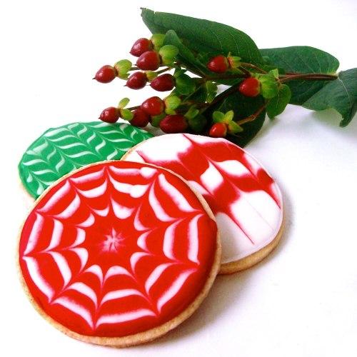 e+e xmas cookies