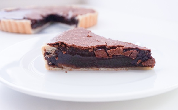 Chocolate Chess Pie5