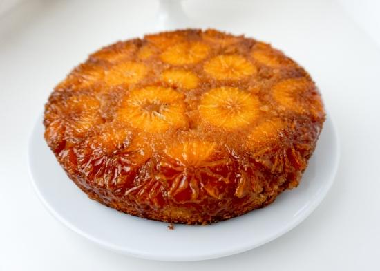 Orange Upside Down Cake 2