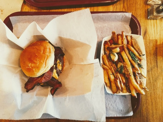 Red Apron Burger Bar