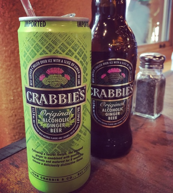 Crabbies Ginger Beer | Drafting Table