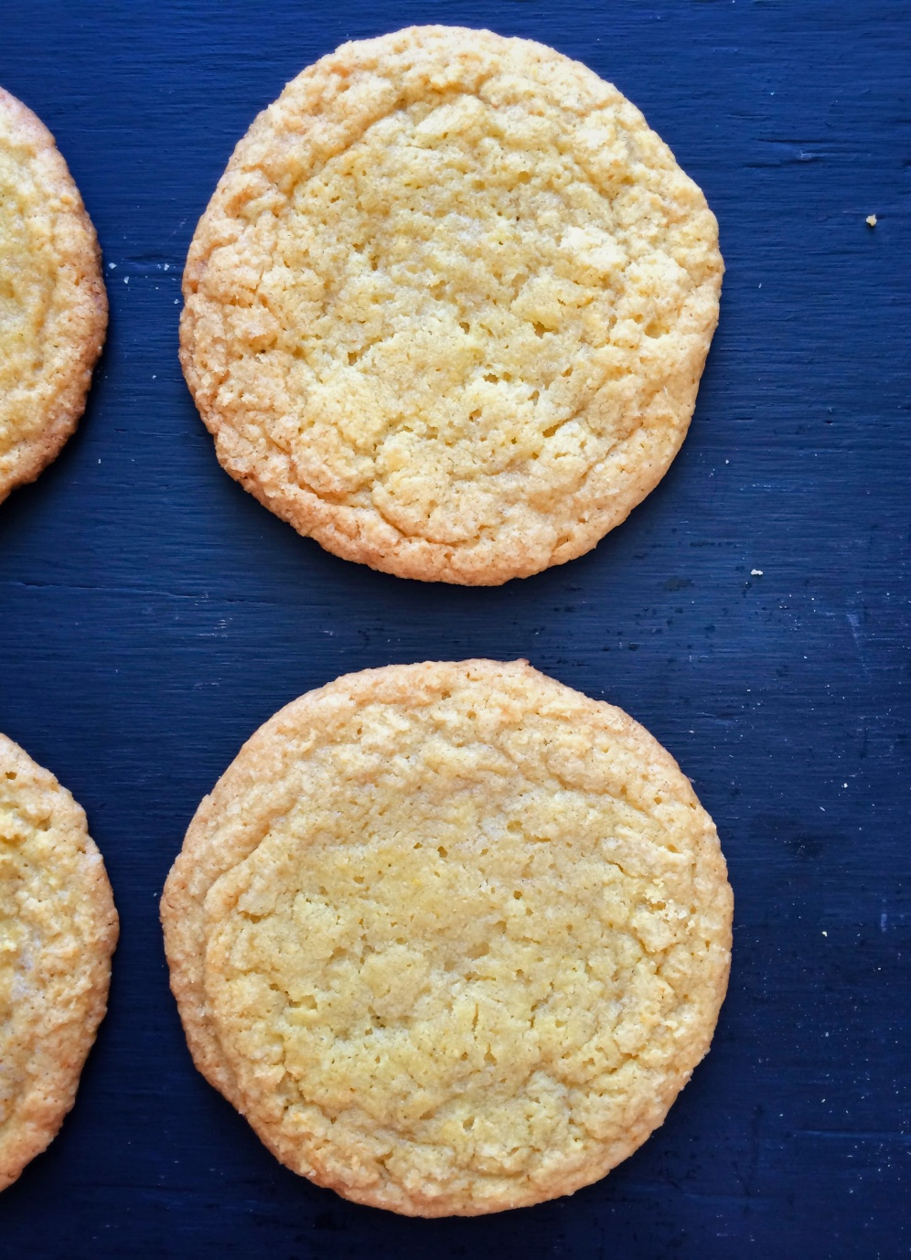 Cornmeal-Cookie