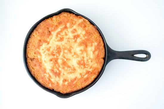 Cheesy Corny Cornbread