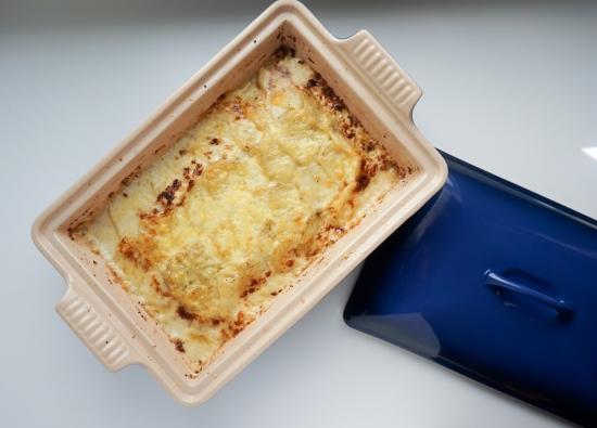 Potato Gratin with Raclette 3