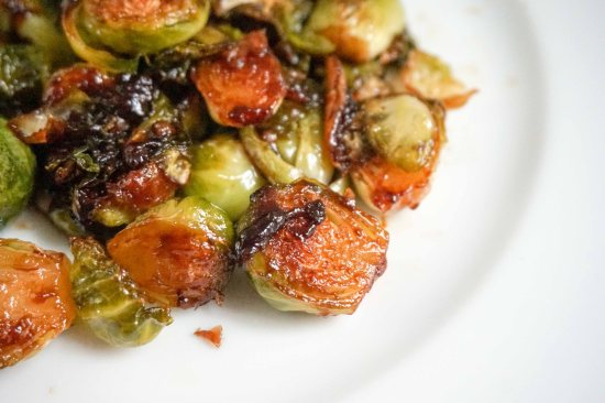 Brussels Sprouts with Hoisin | neurotic baker