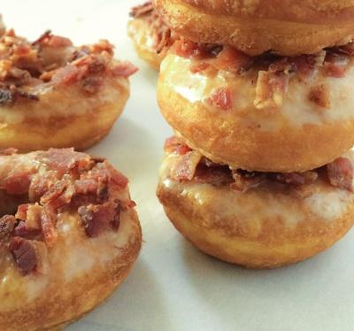 Maple-Glazed-Bacon-Donut