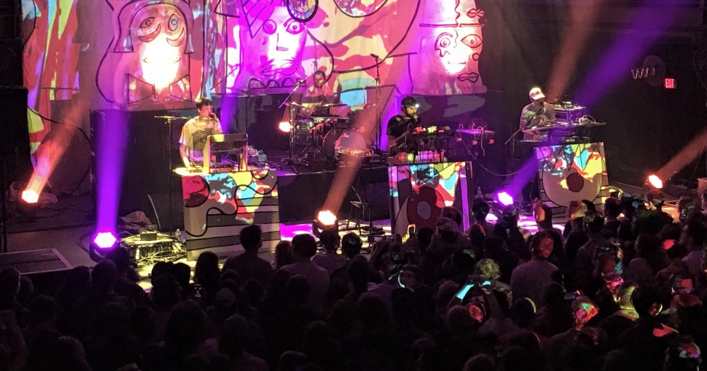 Animal Collective - 9:30 Club, DC