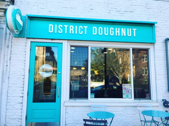 District Doughnut Capitol Hill