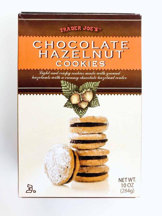 TJ's  Chocolate Hazelnut Cookies