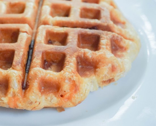 Pizza Waffle | neurotic baker