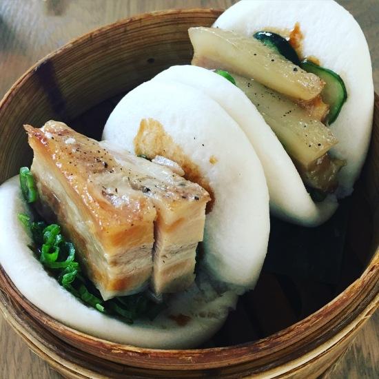 Pork Buns   Momofuku