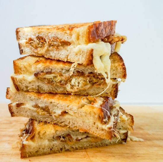 Crab Cake Grilled Cheese1