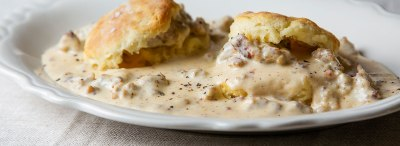 Feature-Homemade-Southern-Biscuits-and-Sausage-Gravy-Egg-Williamsburg-Brooklyn-NYC-Recipe