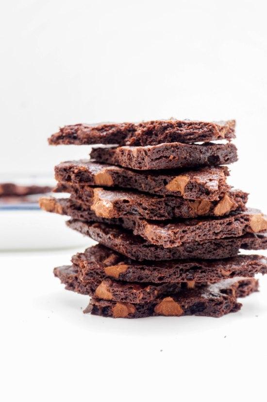 BA's Brownie Thins