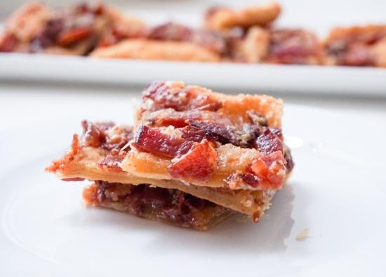 Caramel Bacon Crack
