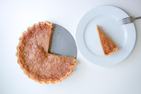 Salted Maple Pie FG