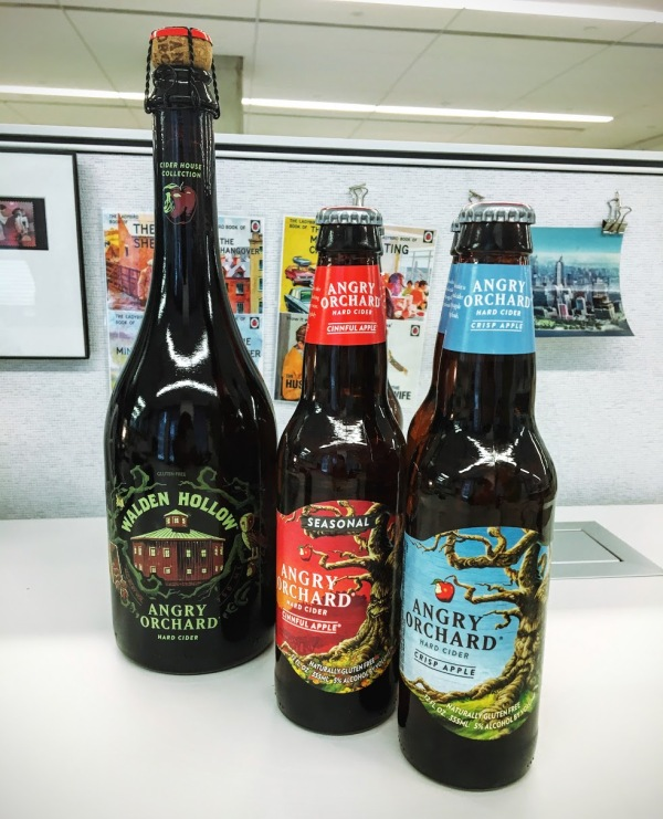 Angry Orchard Collection