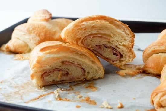 Proscuitto Gruyere Croissants Batch 2b
