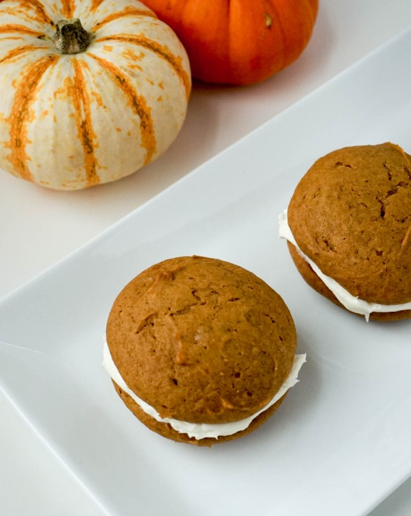 Pumpkin Whoopie Pie 3