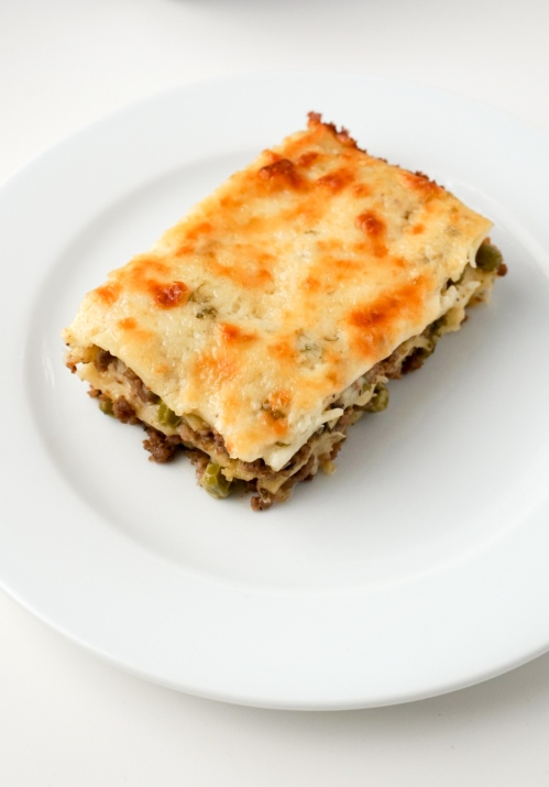 Lamb and Pea Lasagna 3