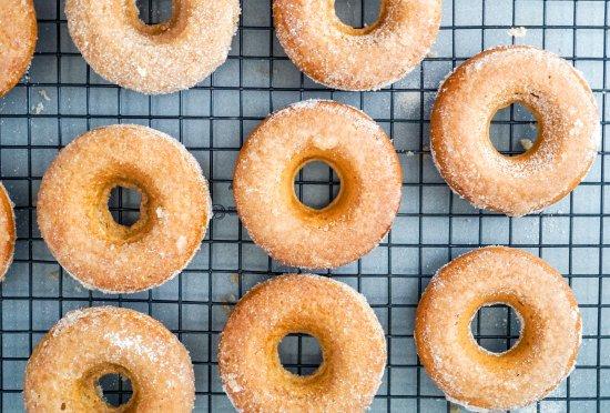 Baked Cinnamon Sugar DonutsSugar Donuts2