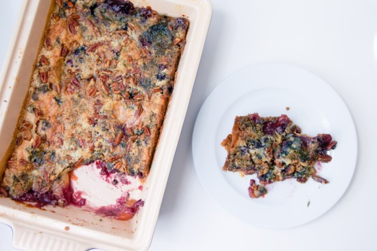 Peach and Blueberry Dump Cake3