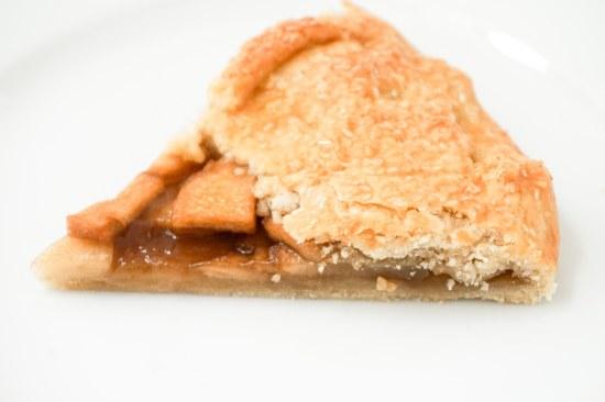 Apple Galette with Ginger | neurotic baker