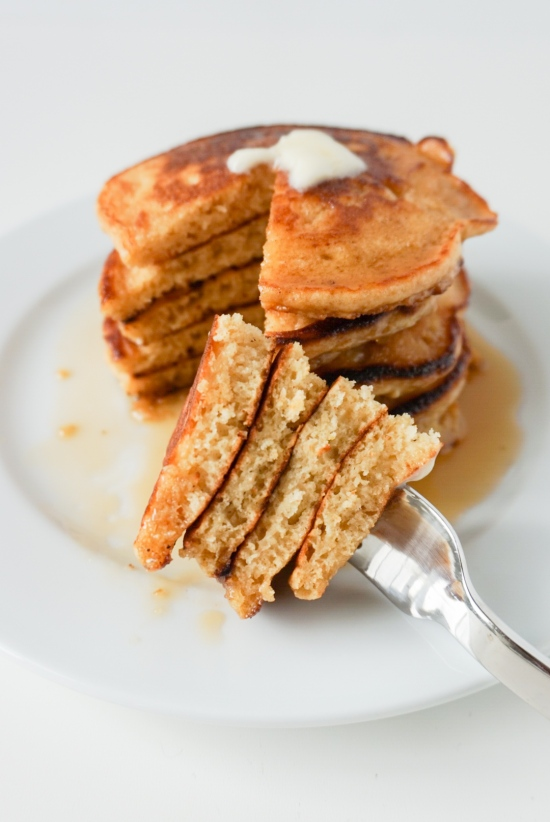 Hearty Pancakes 4