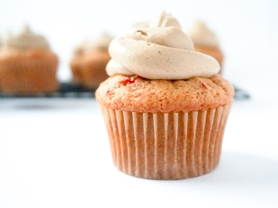 Tomato Cupcakes with Balsamic Frosting2