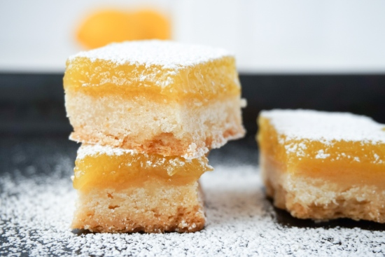 Meyer Lemon Bars 4
