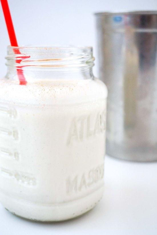 Rumchata Milkshake | neurotic baker