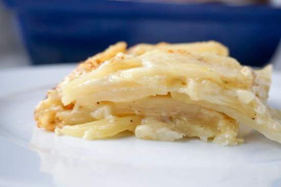 Potato Gratin with Raclette 2