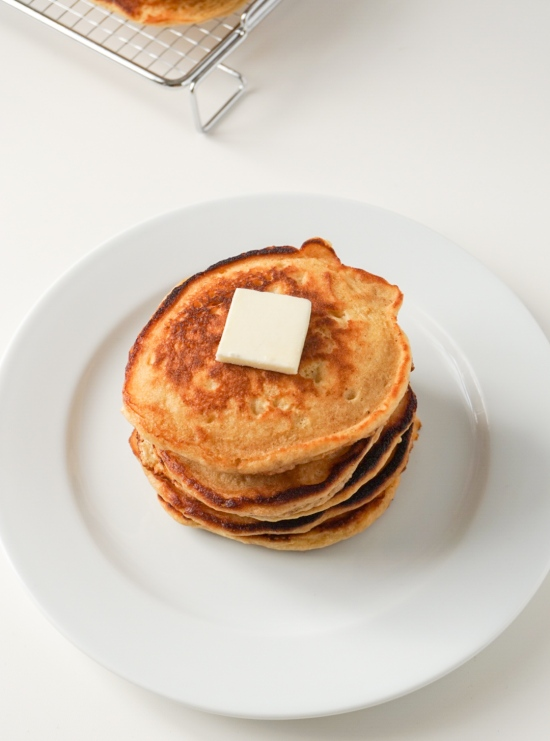 Hearty Pancakes 1