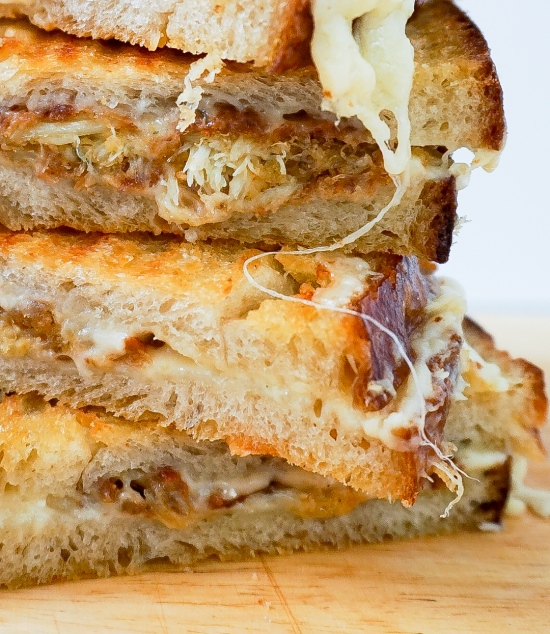 Crab Cake Grilled Cheese2