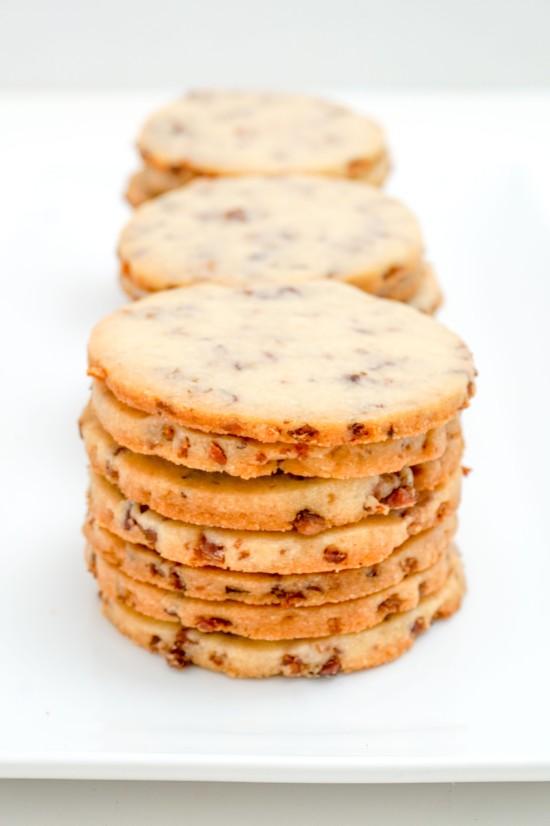 Bacon Sugar Cookies