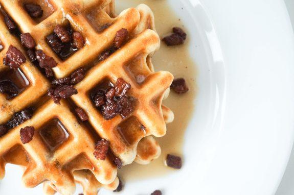 Bacon Waffles